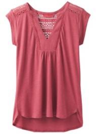 Women's prAna Yvonna  Short Sleeve Shirt