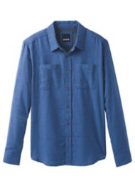 Men's prAna Trey Flannel Long Sleeve Shirt