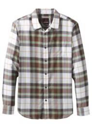 Men's prAna Shayne Flannel Long Sleeve Shirt