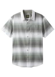 Men's prAna Tamrack Stripe Short Sleeve Shirt