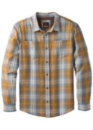 Men's prAna Holton Plaid Long Sleeve Shirt