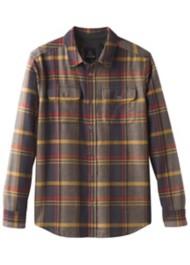 Men's prAna Lybek Long Sleeve Shirt Flannel