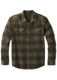 Men's prAna Horizon Long Sleeve Shirt Flannel
