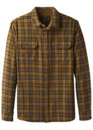 Men's prAna Ansel Long Sleeve Shirt Flannel