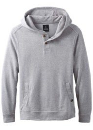 Men's prAna Trawler Hooded Henley