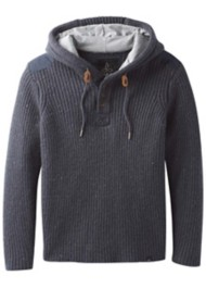 Men's prAna Hooded Henley Sweater