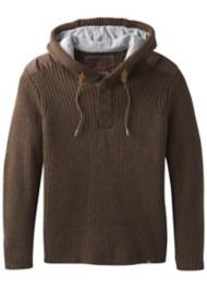Men's prAna Hooded Henley Sweater
