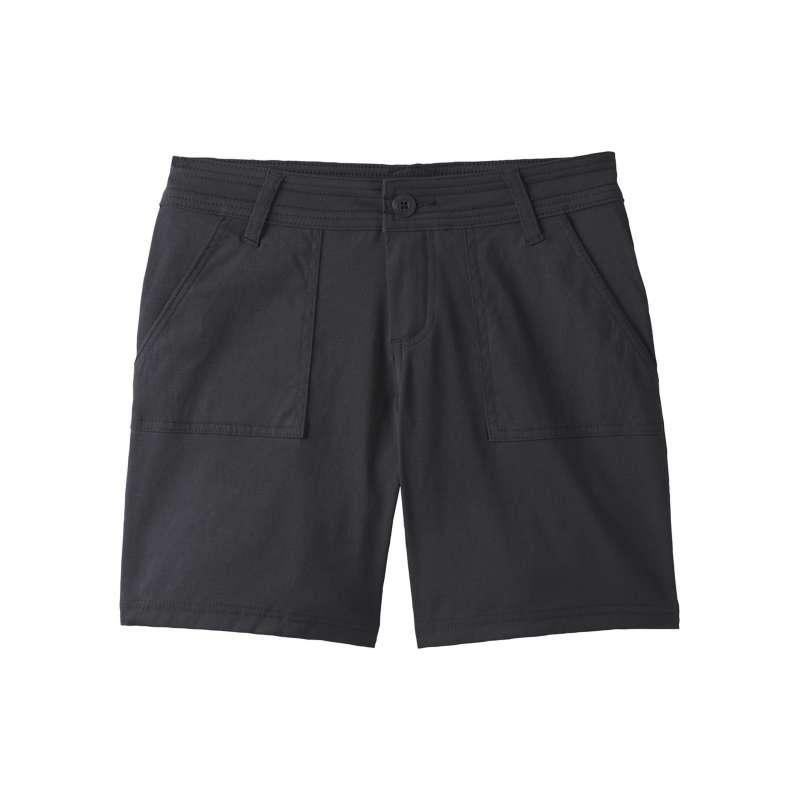 "Women's prAna Plus Size Olivia 7"" Shorts"