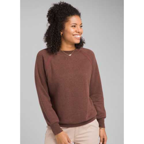 Women's prAna Cozy Up Crew Crewneck Sweatshirt