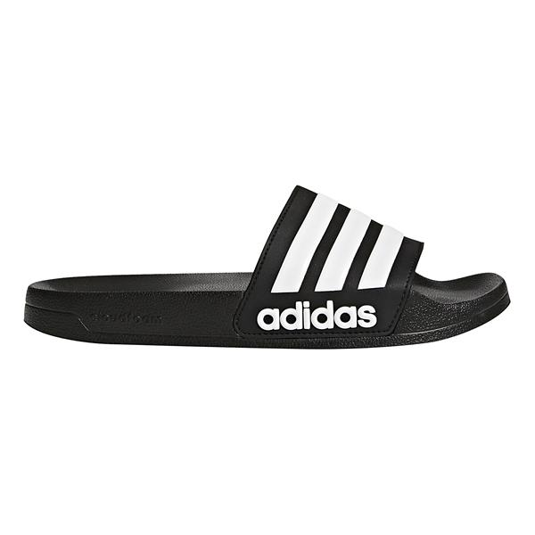 2d4f0ce9d ... Men s adidas CF Adilette Slides Tap to Zoom  Red White Tap to Zoom   Black White