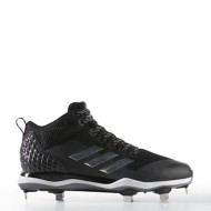 Men's adidas Poweralley 5 Mid Baseball Cleats