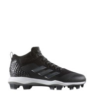 Men's adidas Poweralley 5 Mid TPU Baseball Cleats