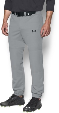 Men's Under Armour New Clean Up Closed Bottom Baseball Pant
