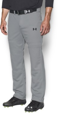 Men's Under Armour New Clean Up Open Bottom Baseball Pant