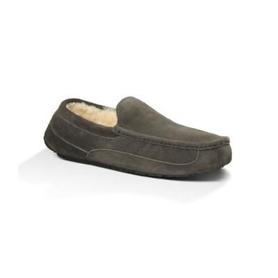 Men's UGG Suede Ascot Slippers