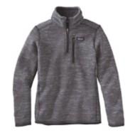 Boys' Patagonia Better Sweater 1/4 Zip Fleece