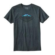 Men's Patagonia Fitz Roy Crest Tee Shirt