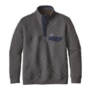 Men's Patagonia Cotton Quilt Snap - T Pullover