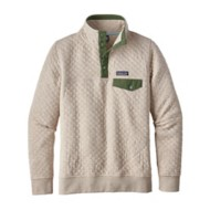 Women's Patagonia Cotton Quilt Snap-T Pullover