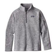 Girls' Patagonia Better Sweater 1/4 Zip