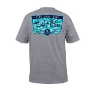 Men's Salt Life Major Salt Long Sleeve Pocket T-Shirt