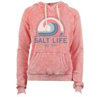 Women's Salt Life Retro wave Hoodie
