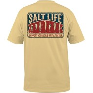 Men's Salt Life Bait and Tackle Shop T-Shirt