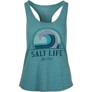 Women's Salt Life Retro Wave Tank
