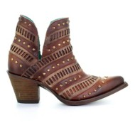 Women's Corral Tombstone Studded Western Boots