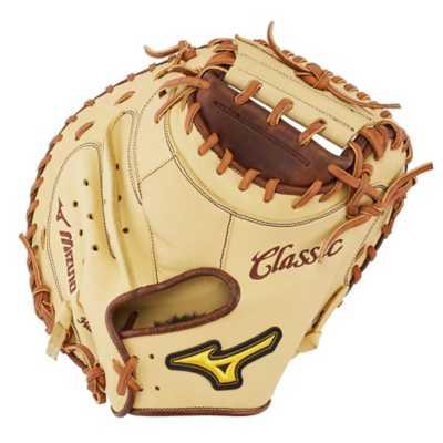 "Mizuno Classic Pro Soft 33.5"" Catcher's Mitt"