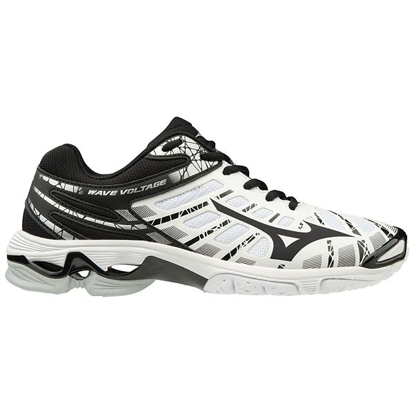 15aa746bab59 ... Women's Mizuno Wave Voltage Volleyball Shoes Tap to Zoom; White/Black  Tap to Zoom ...