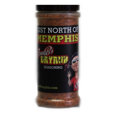 Just North of Memphis Johnny B's Dry Rub