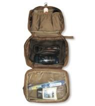Heavy Hauler Travel Shaving Gear Bag