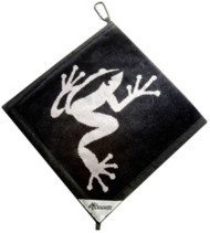 Charter Products Frogger Amphibian Golf Towel