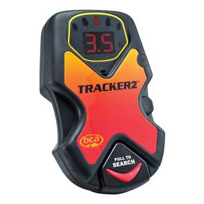 BCA Tracker2 Avalanche Transceiver with Harness