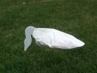 Sillosocks Snow Goose Economy Windsock Decoy