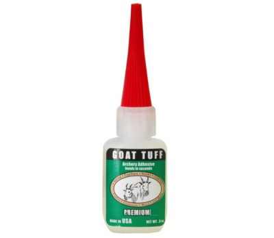 Goat Tuff Premium Archery Glue
