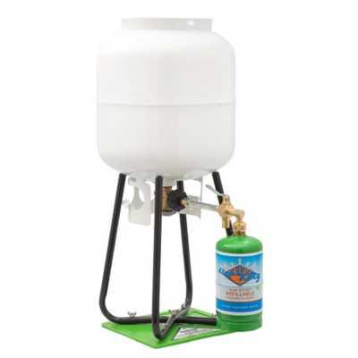 Flame King Refillable Cylinder 1 Lb Kit