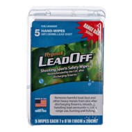 Hygenall LeadOff RangeBag Series Single Wrapped Disposable Wipes 5-Pack