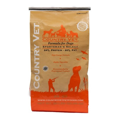 Country Vet Sportsman's Select Dog Food