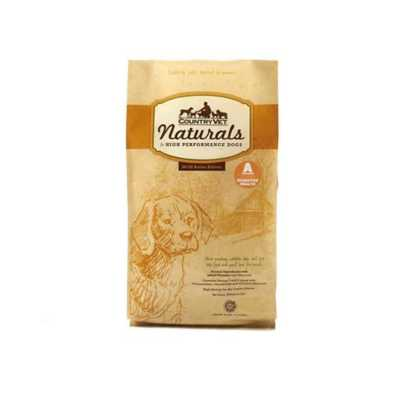 Country Vet Naturals High Performance Dogs Food 35 Lb