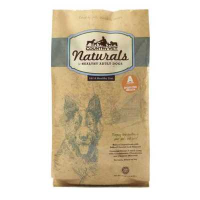 Country Vet Naturals Adult Dogs Food 36 Lb
