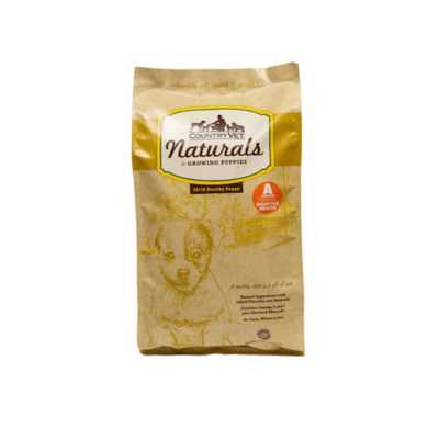 Country Vet Naturals Growing Puppies Dog Food 35 Lb