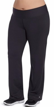 Women's Champion Plus Size Absolute Semi-Fit Pant with SmoothTec Band