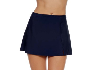 Women's Penbrooke Side Slit Swim Skirt
