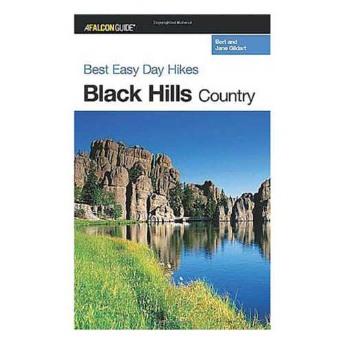 Liberty Mountain Best Easy Day Hikes: Black Hills Country Book