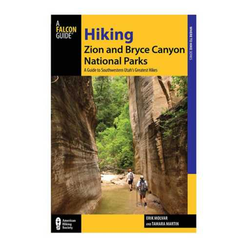 Liberty Mountain Hiking Zion and Bryce Canyon National Parks Book