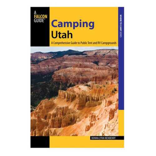 Liberty Mountain Camping Utah Book