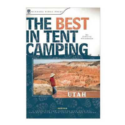 Liberty Mountain Best in Tent Camping: Utah Book