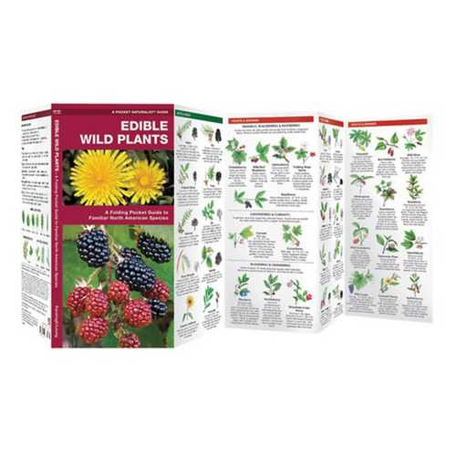 Liberty Mountain Edible Wild Plants Pocket Guide